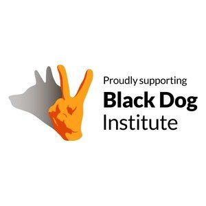 Proceeds will be donated to Black Dog Institute!